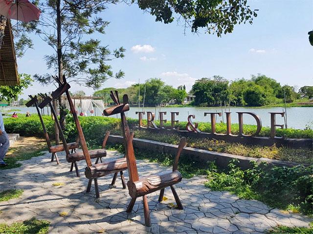รีวิวร้าน-Tree&Tide-Riverside-Café-คาเฟ่ในสวนร่ม-@จ.นครปฐม